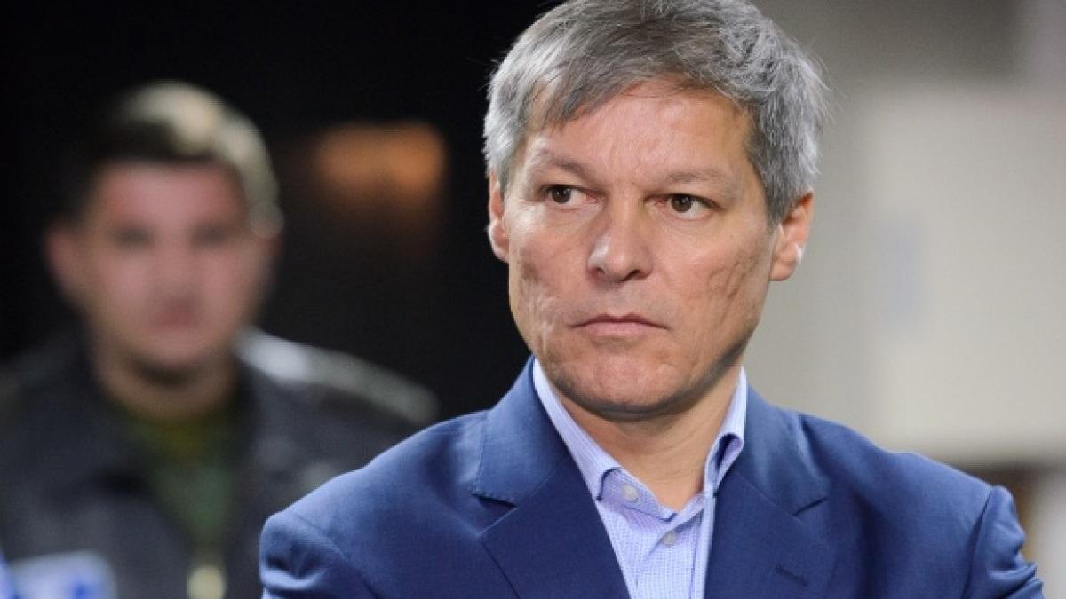 Dacian Cioloş: Legat de Secţia Specială, pentru USR-PLUS e un element cheie legat de prezenţa noastră la guvernare. Nu tratăm păreri personale, e vorba de un program de guvernare