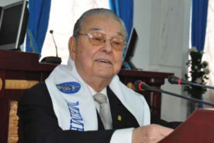 Academicianul Ion Petrescu
