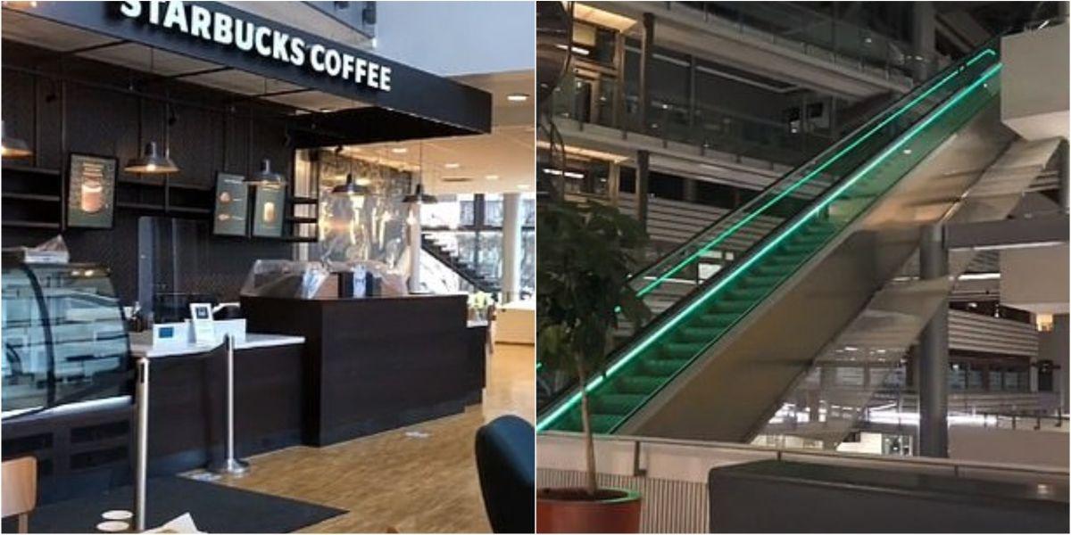 Cum arată cea mai luxoasă facultate din Norvegia. Campusul are supermarket şi Starbucks