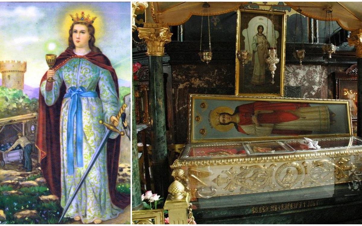 Calendar ortodox 4 decembrie 2020. Sfânta Varvara ...