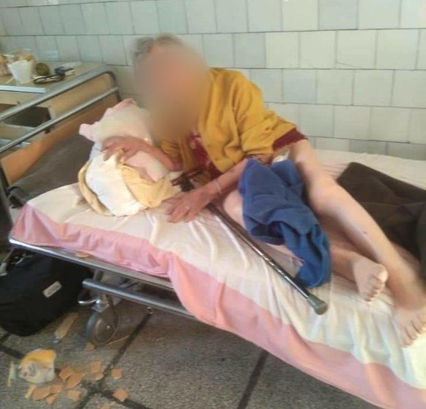 Imagini șocante la spitalul din Reșița