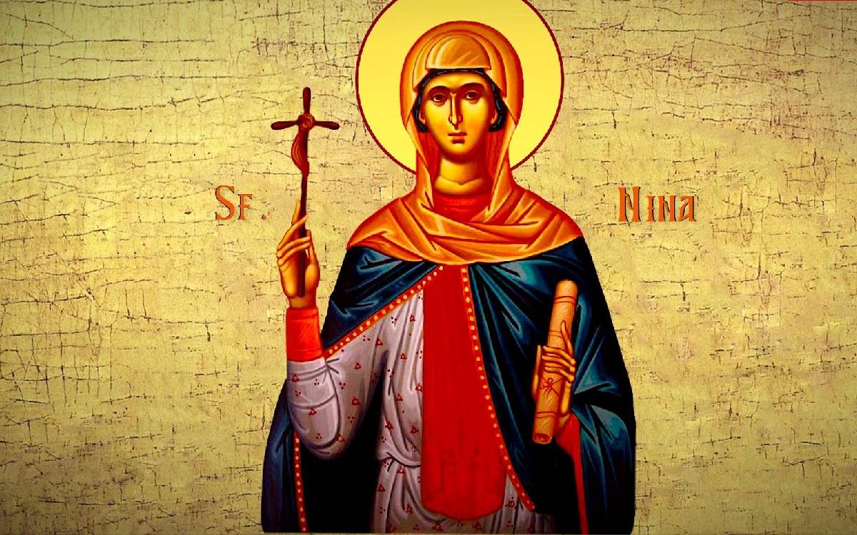 Calendar ortodox 14 ianuarie 2021. Sfânta Cuvioasă Nina