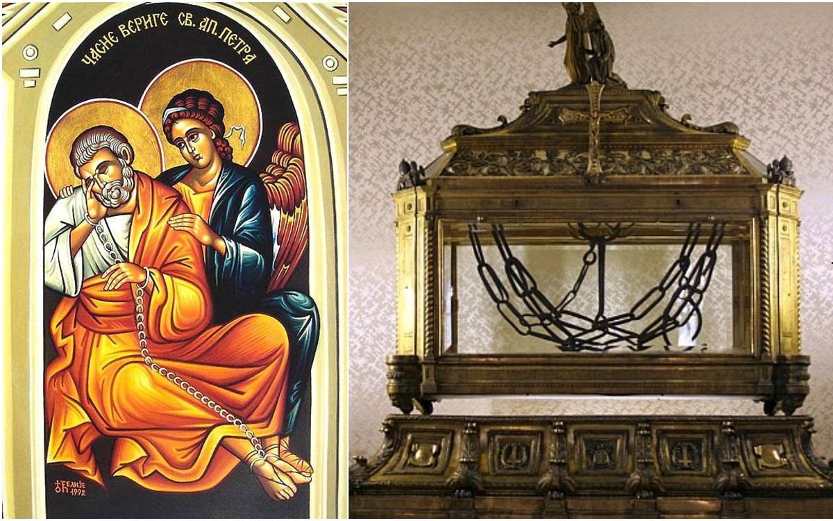Calendar ortodox 16 ianuarie 2021. Închinarea cinstitului ...
