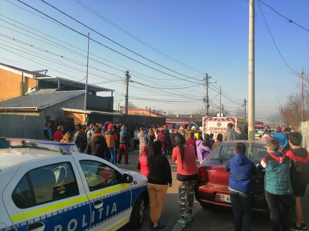 Fetiţă moartă într-un accident cumplit în Bucureşti. Scandal uriaş