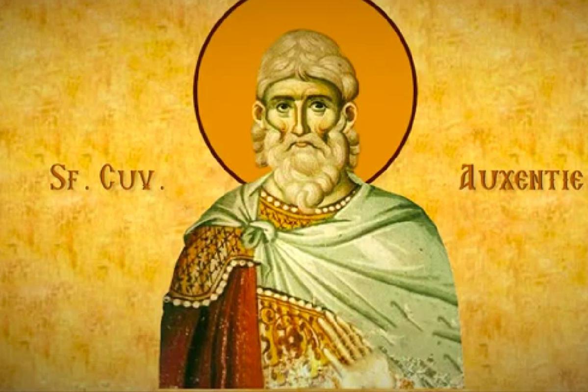 Calendar ortodox 14 februarie 2021. Sf Auxentiu, mare ...