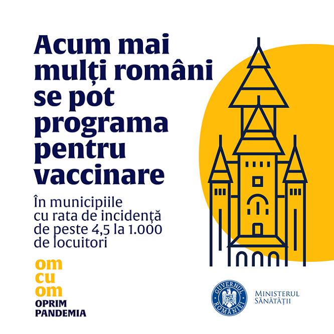 campania de vaccinare catedrală fără cruce