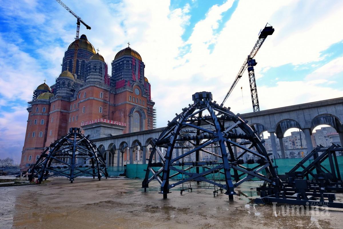 Reacţia BOR după ce Nicuşor Dan a anunţat că PMB nu va aloca bani în 2021 pentru Catedrala Neamului