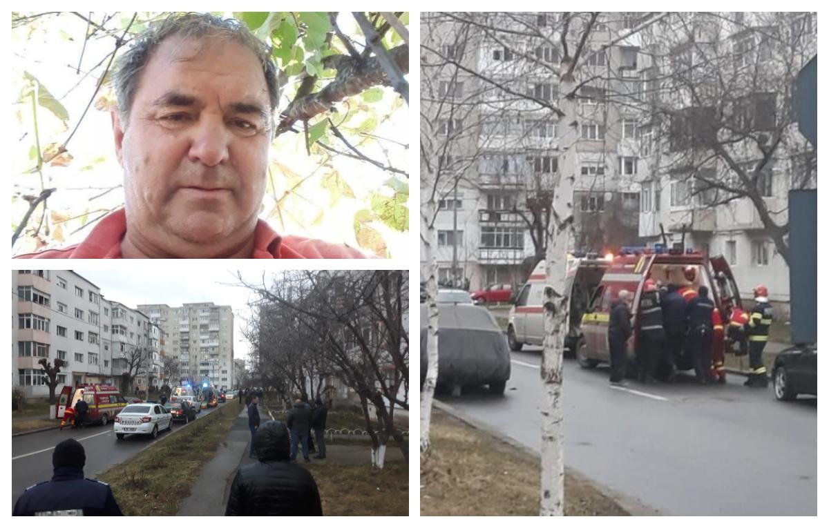 Gheorghe Moroşan, criminalul de la Oneşti, audiat de procurori pe patul de spital