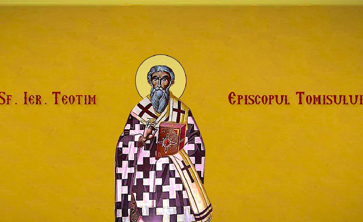 Calendar ortodox 20 aprilie 2021. Sfântul Teotim Vindecătorul