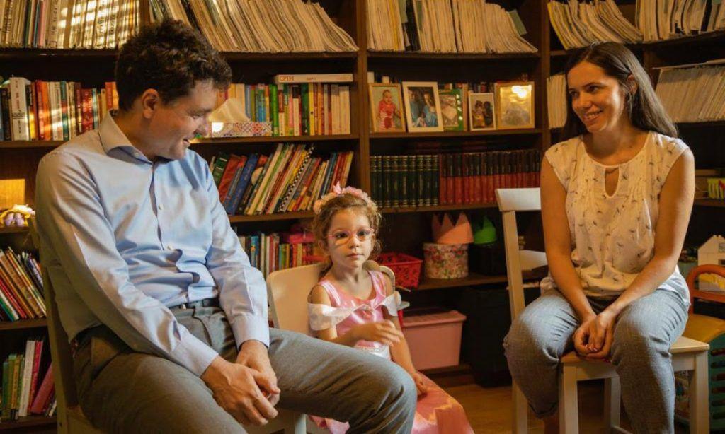 Nicuşor Dan, în carantină: Fetiţa mea Aheea a ieşit pozitivă la testul COVID-19