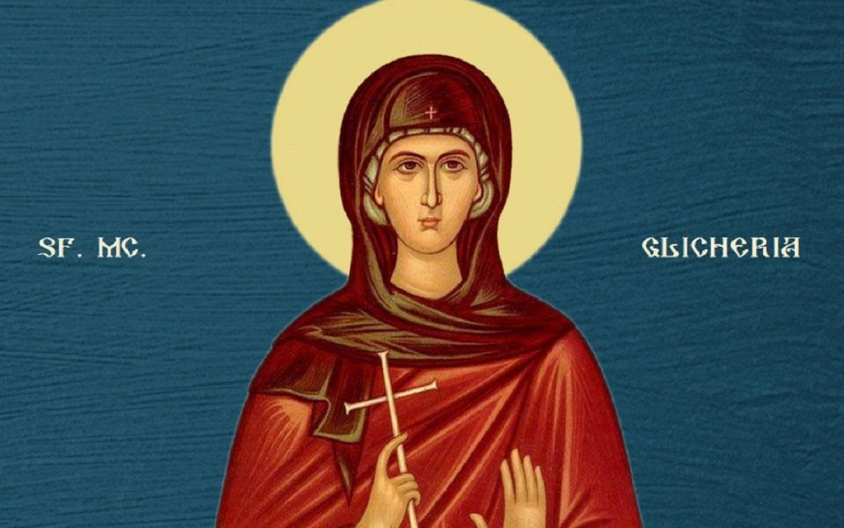 Calendar ortodox 13 mai 2021. Sfânta Muceniţă Glicheria, protectoarea femeilor. Rugăciune puternică pentru iertarea păcatelor, împlinirea dorințelor şi vindecare de boli grele