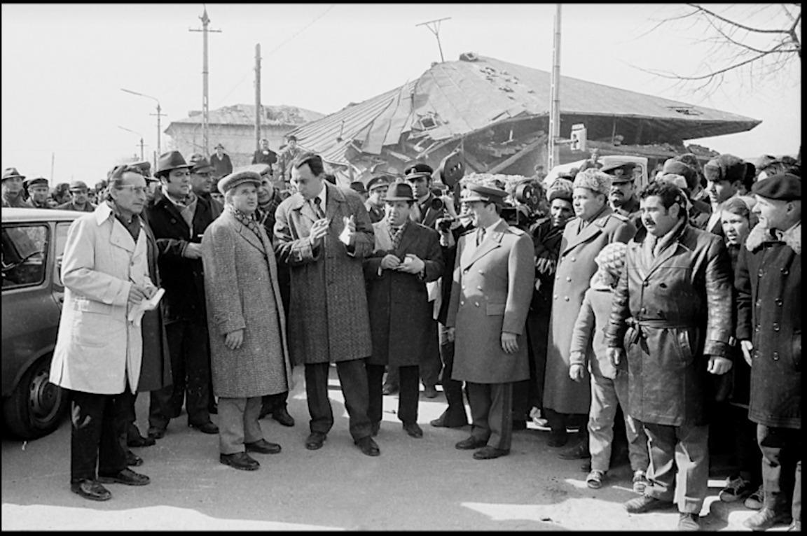 Nicolae Ceauşescu, în vizită la Zimnicea