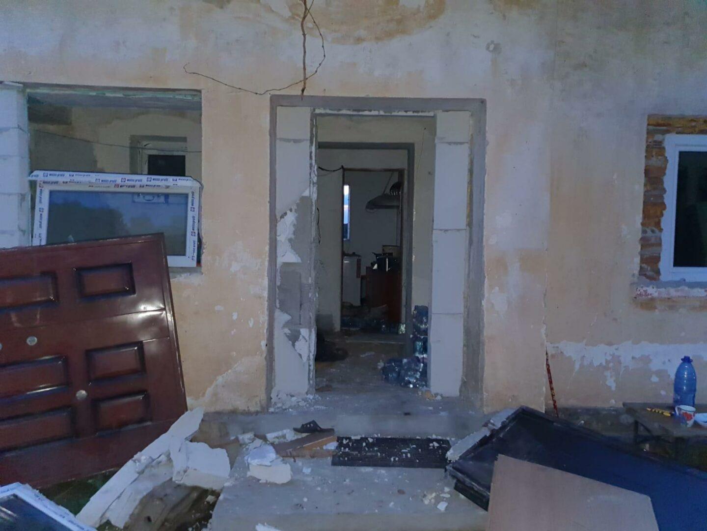 explozie la Mănăstirea Sfântul Gheorghe (1)