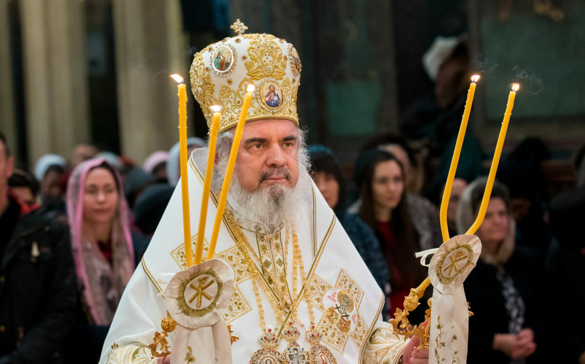 """Patriarhul Daniel: """"Numărul mare de credincioşi la Mormântul Sfânt s-a datorat vaccinării"""""""