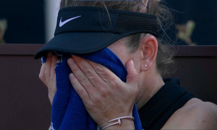Simona Halep, diagnostic crunt după accidentarea de la Roma. Riscă să rateze Roland Garros!