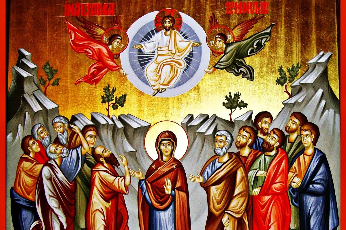 Calendar ortodox 10 iunie 2021. Cruce roşie: Înălţarea ...