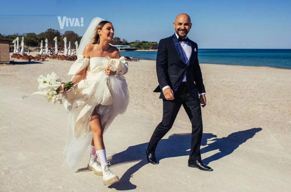 Alexandra Stan s-a căsătorit în secret. Cine e soțul artistei