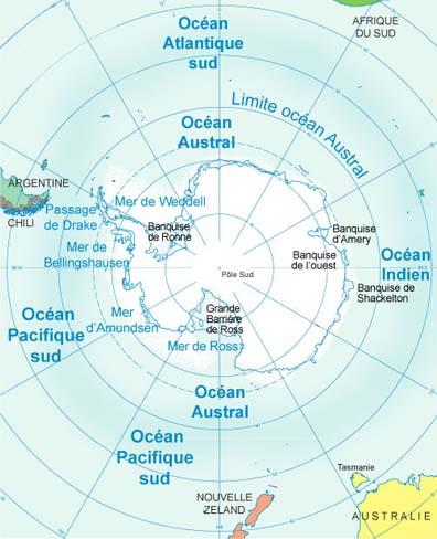 Oceanul Austral