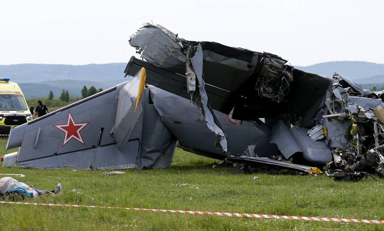 Avion prăbușit în Rusia! Nouă pasageri au murit, alți 17 sunt răniți