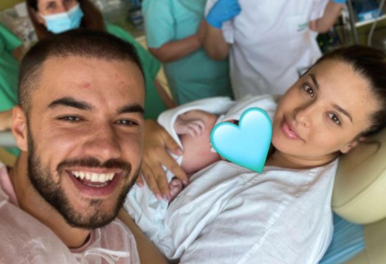 Culiță Sterp și Daniela au ales numele pentru băiețelul lor. Concurentul din Survivor e în culmea fericirii!