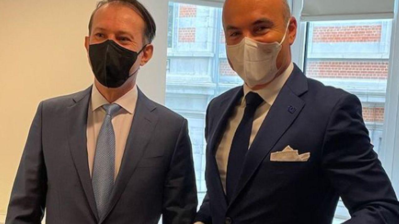 Rareș Bogdan aruncă bomba despre bătălia din PNL. Europarlamentarul spune cine va învinge şi ce scor va obține echipa lui Florin Cîțu