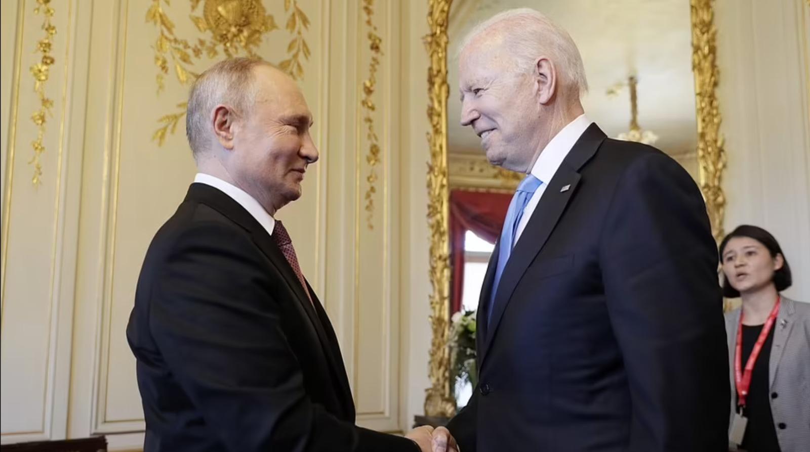 Joe Biden şi Vladimir Putin se întâlnesc la Geneva