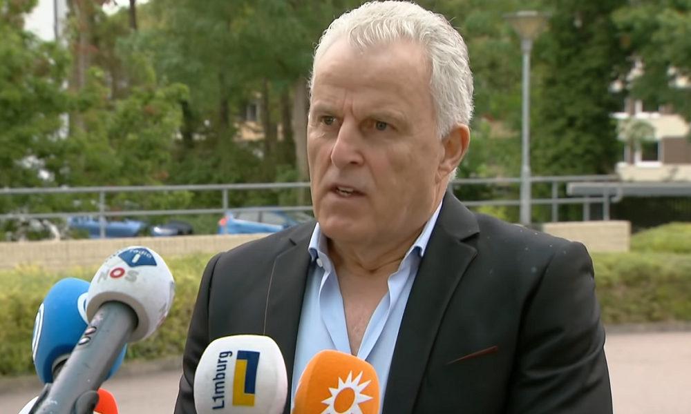 Peter R. de Vries, în septembrie 2020