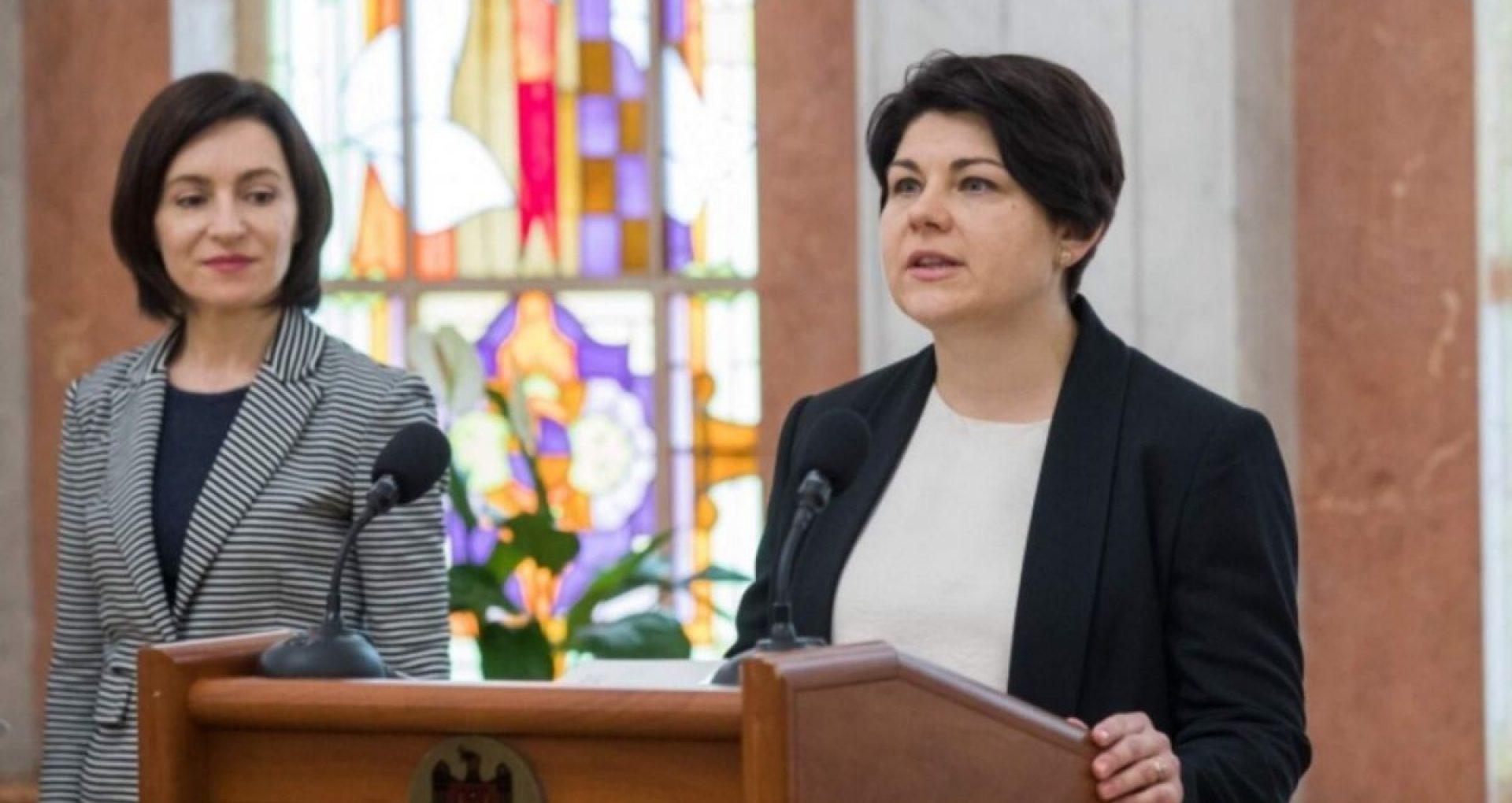 Maia Sandu a desemnat un nou premier pentru Republica Moldova. Cine este Natalia Gavriliță