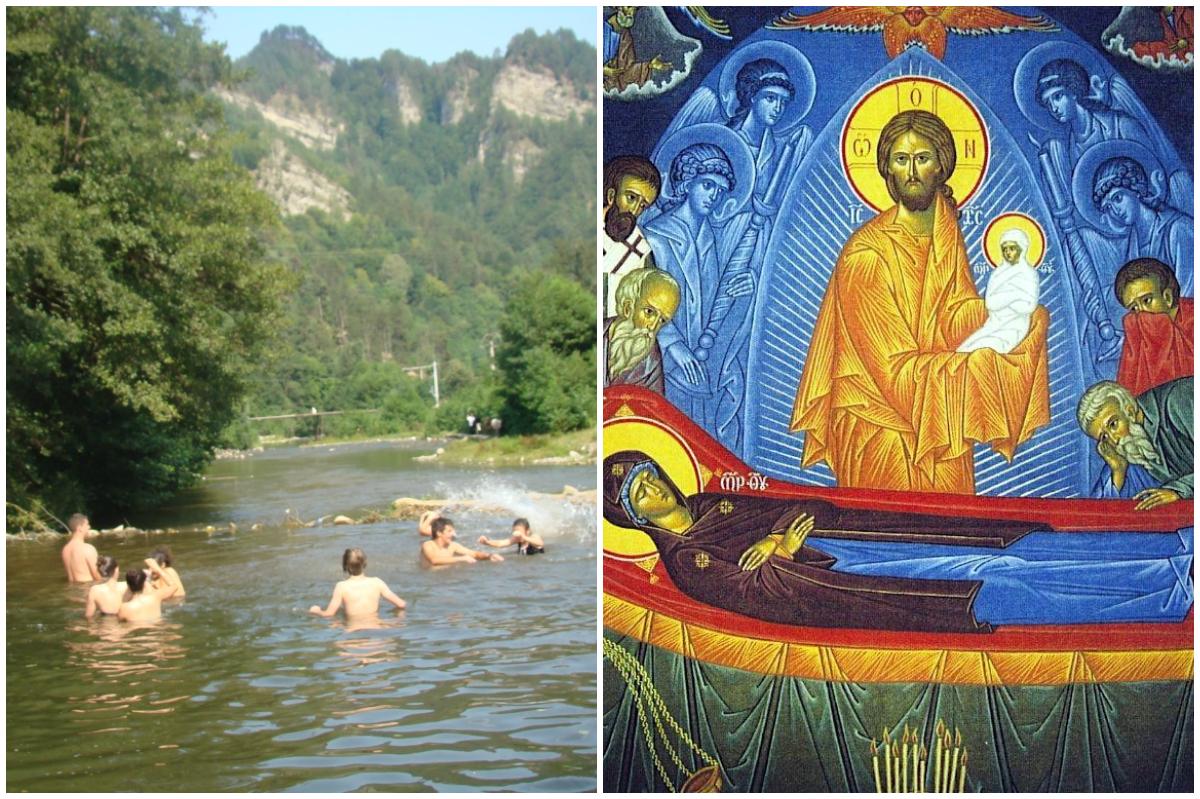 Postul Sfintei Marii 2021. Tradiţii şi superstiţii. Ziua din post în care Cerurilese deschid, iar cei aleși de Dumnezeu potsă vadă Porțile Raiului