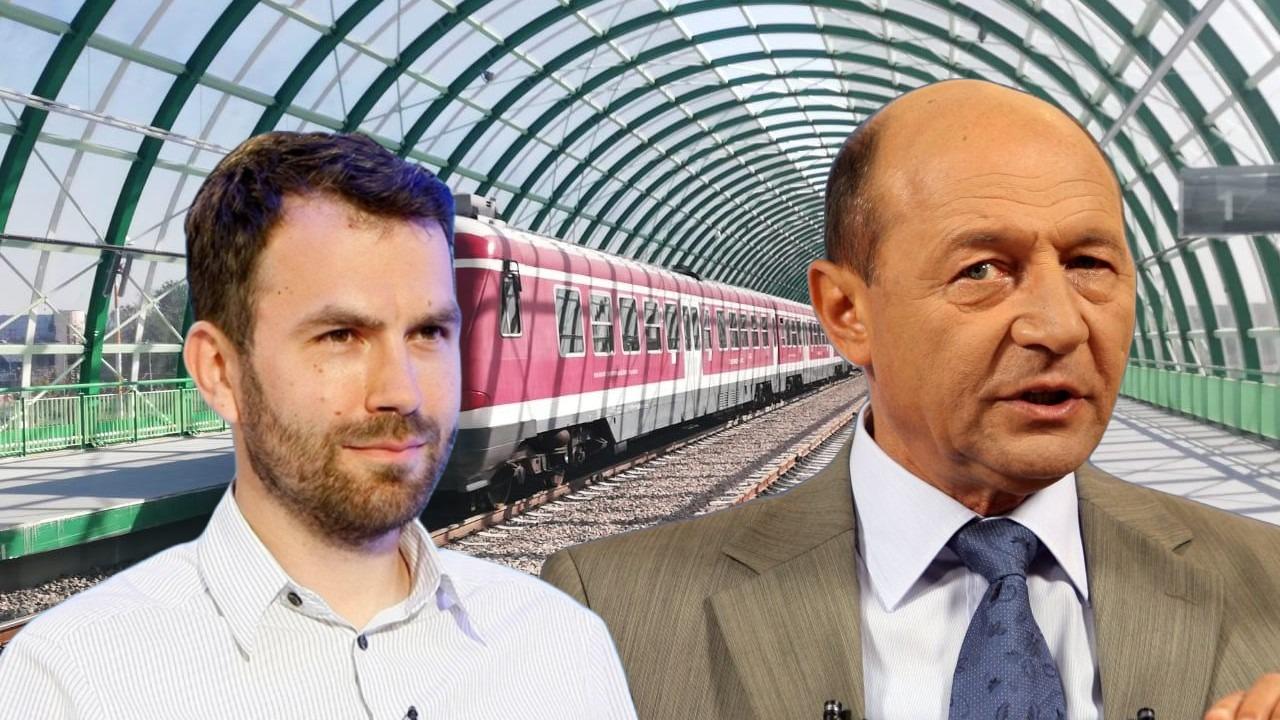 """Traian Băsescu, neiertător cu Drulă: """"Ar fi trebuit să-şi dea demisia. Mă mir că nu au spus că mecanicul a băut cu mine"""""""