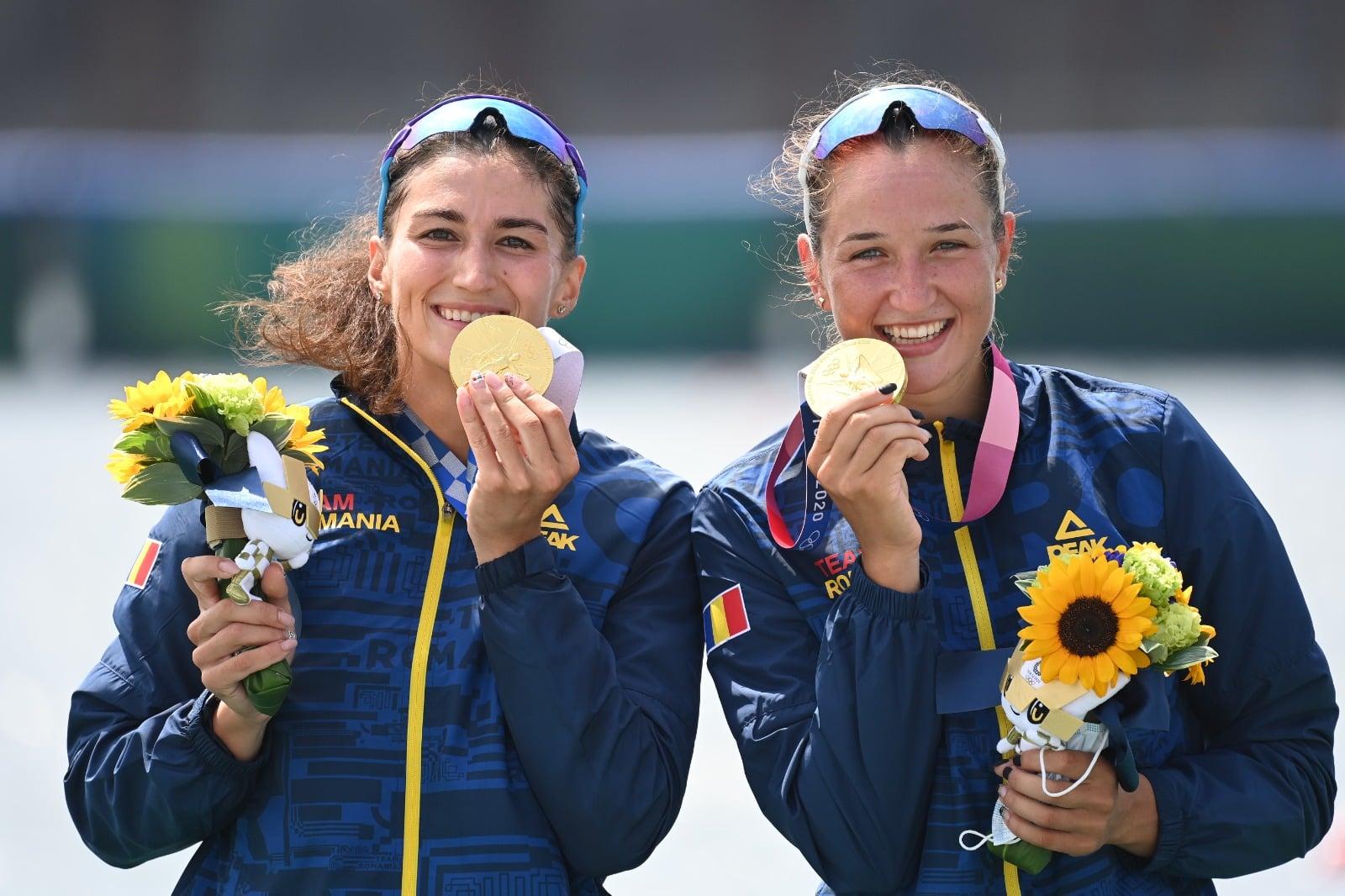 Mama campioanei olimpice Ancuţa Bodnar: Trăiam alături de ele de parcă trăgeam alături de ele. Pentru noi este o mândrie şi o onoare