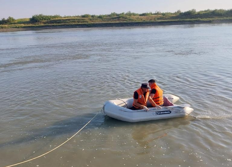 Copil de 11 ani mort după ce s-a înecat în râul Timiş