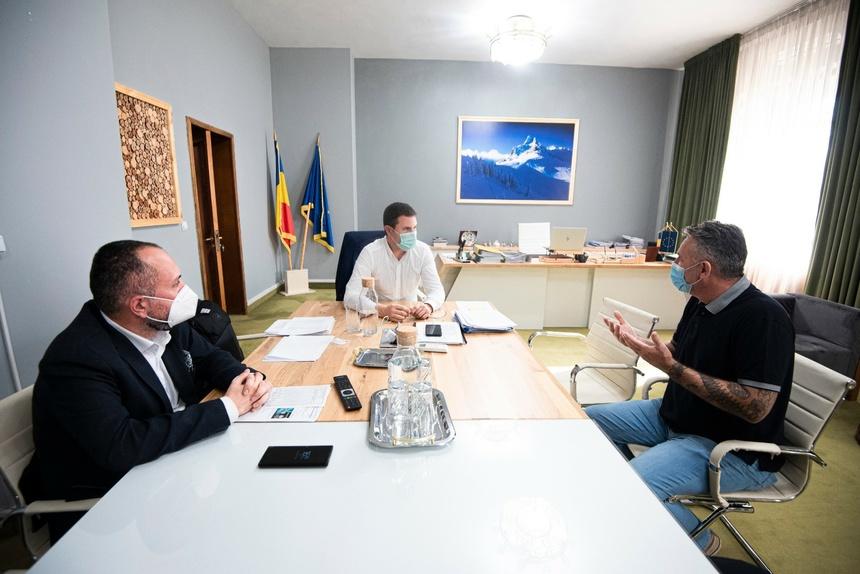 """MinistrulMediuluis-a întâlnit cu activistul TiberiuBoşutar: """"Vinovaţii să fie traşi la răspundere"""""""