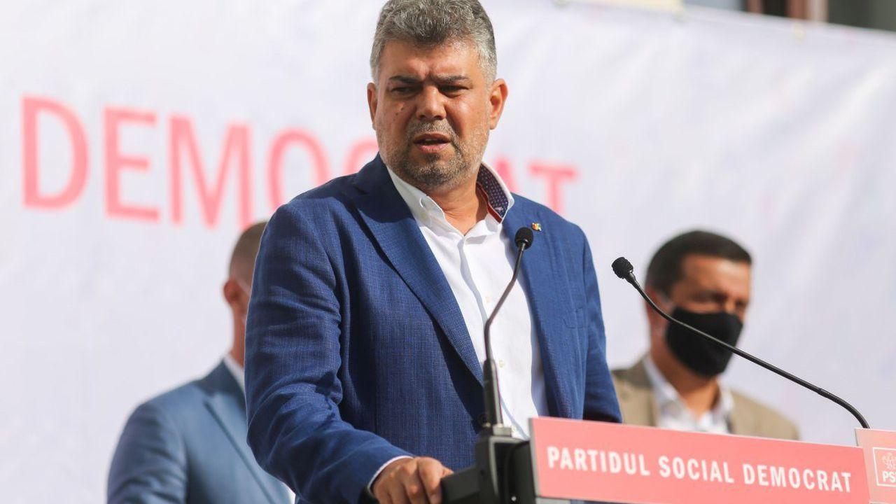 Marcel Ciolacu, ordin în PSD pentru pregătirea alegerilor anticipate