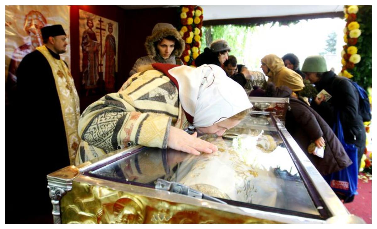 Măsuri speciale la pelerinajul Sfântului Dimitrie cel Nou, după impunerea noilor restricţii